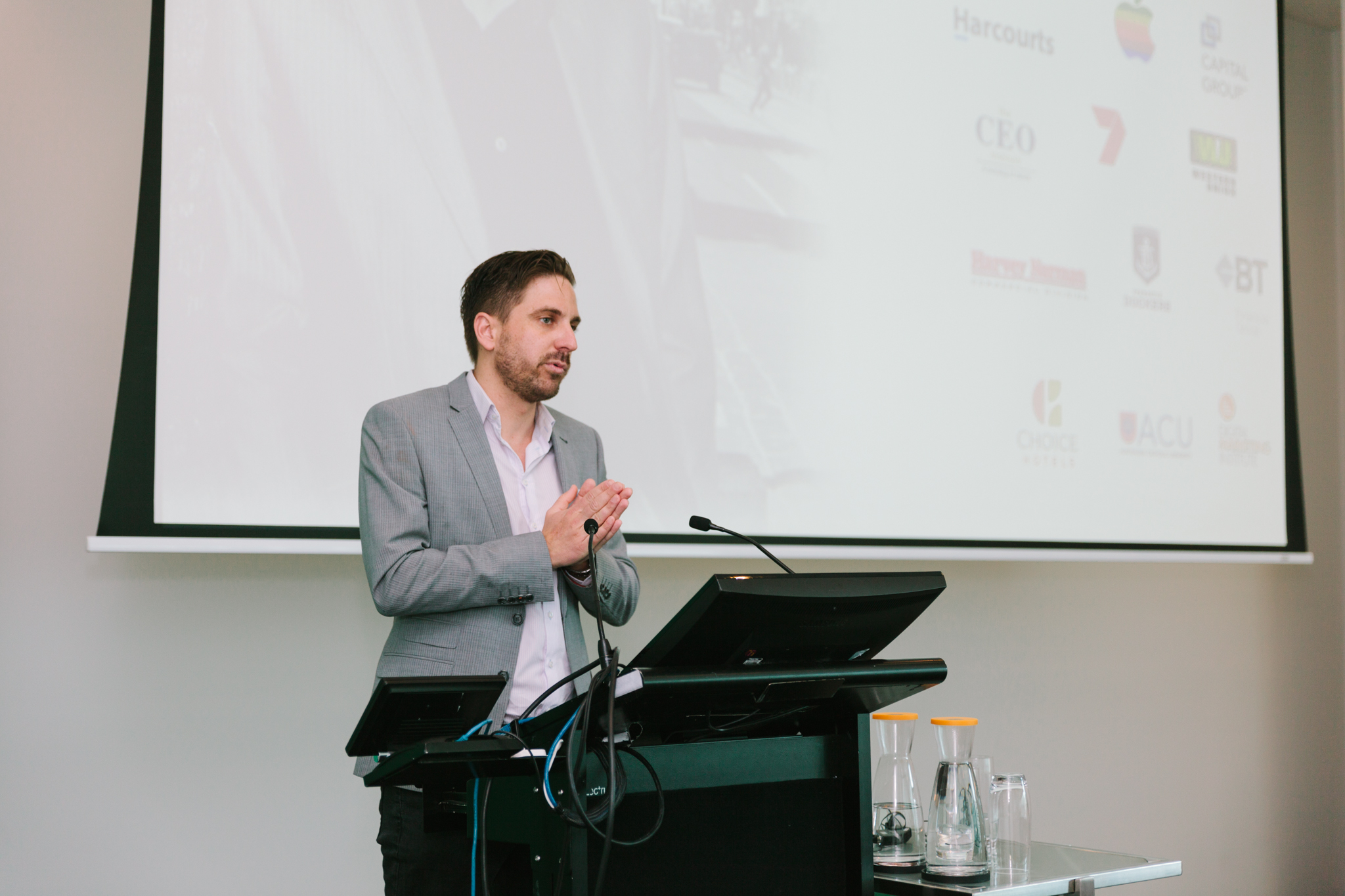 Social Media Speaker Nathanial Bibby Melbourne - LinkedIn Speaker | Digital Marketing Speaker | Social Media Speaker | Nathanial Bibby