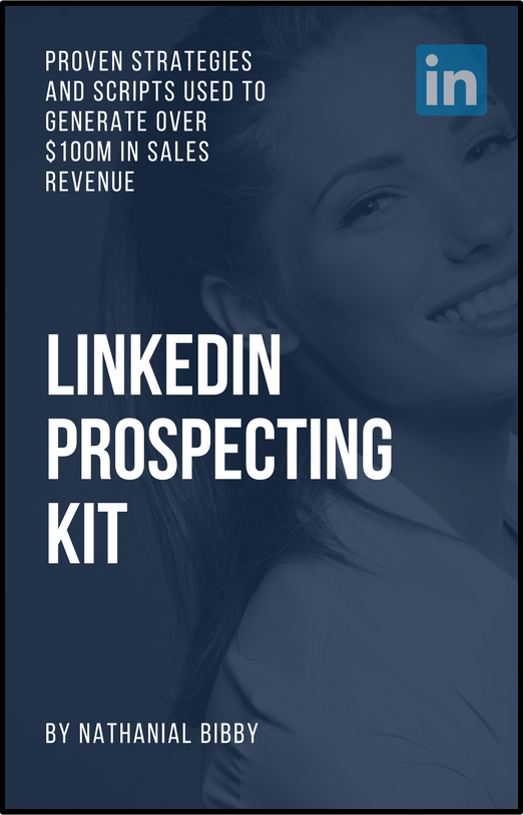 Inmail Kit - LinkedIn Prospecting Kit | Message & Inmail Scripts